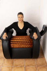 Belly top - Heal Wheel -full body massage machine