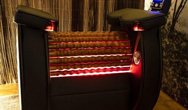 Heal Wheel massage maskin -Bindvävsmassage, lymfmassage